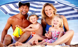 famiglia-in-vacanza
